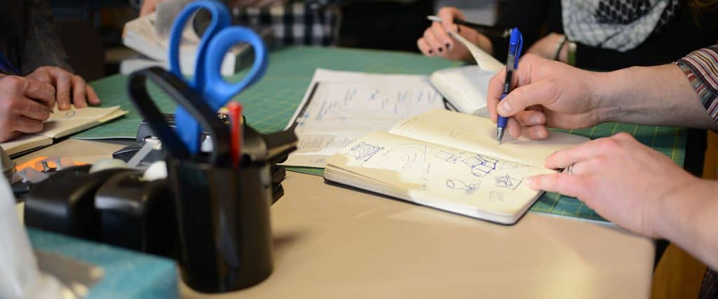 زمینه های فعالیت در طراحی صنعتی