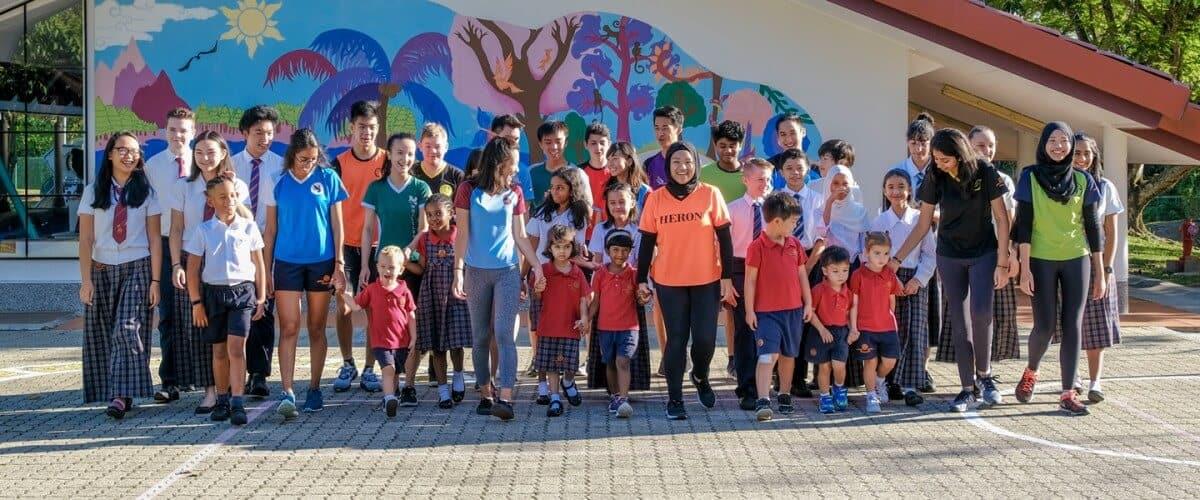 تحصیل دانش آموزان در استرالیا