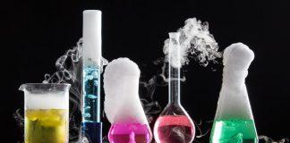 رشته شیمی در آمریکا