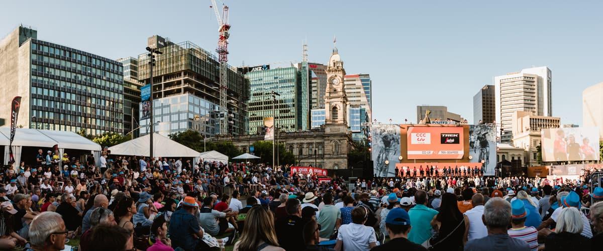 شلوغی شهرهای بزرگ استرالیا