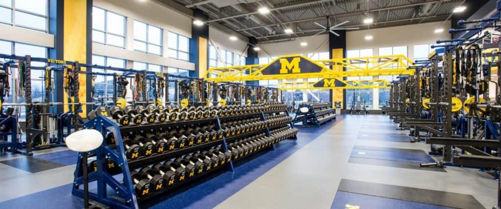 دانشگاه های تربیت بدنی امریکا