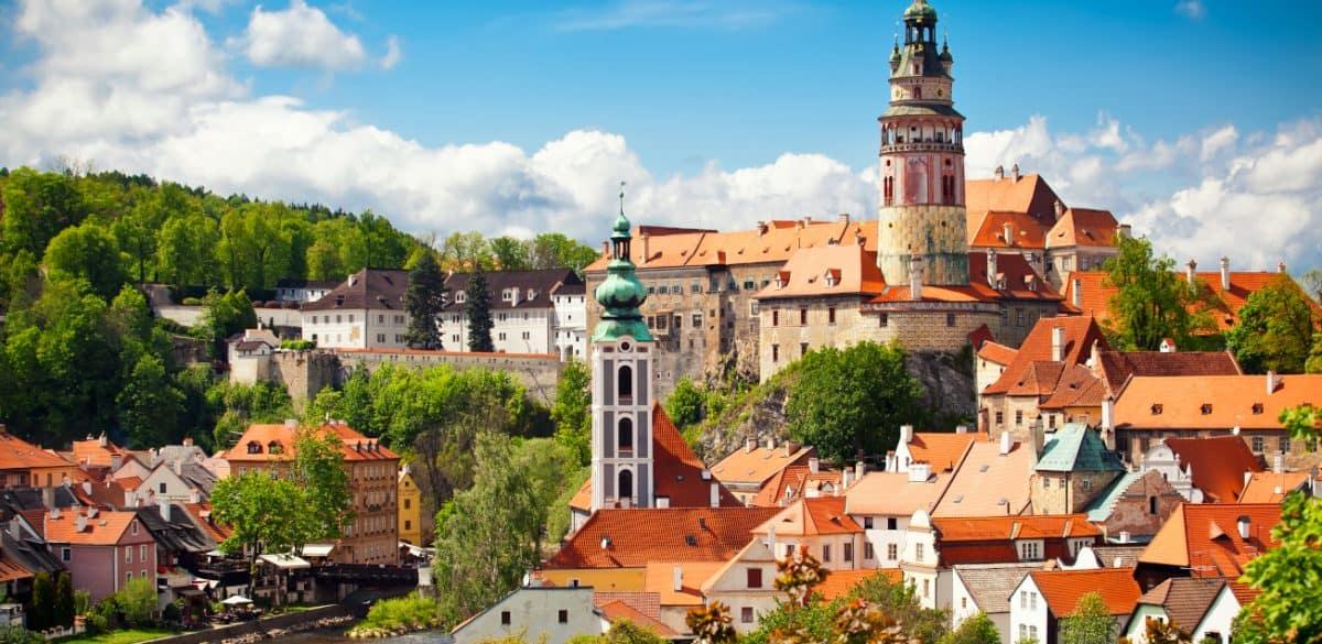 جاذبه های گردشگری جمهوری چک