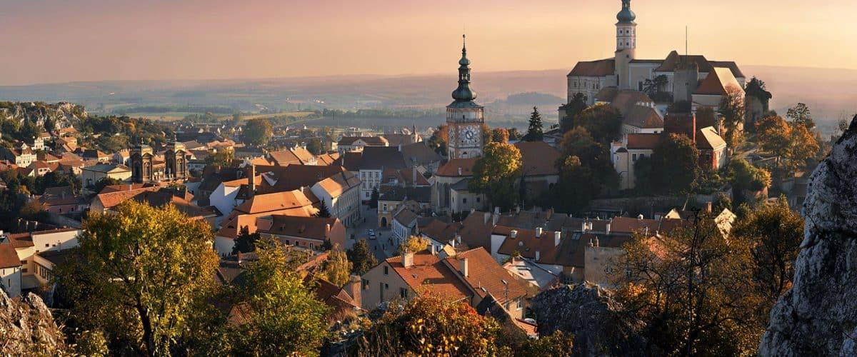 آشنایی با شهرهای چک
