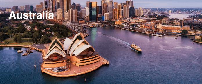 معرفی کشور استرالیا