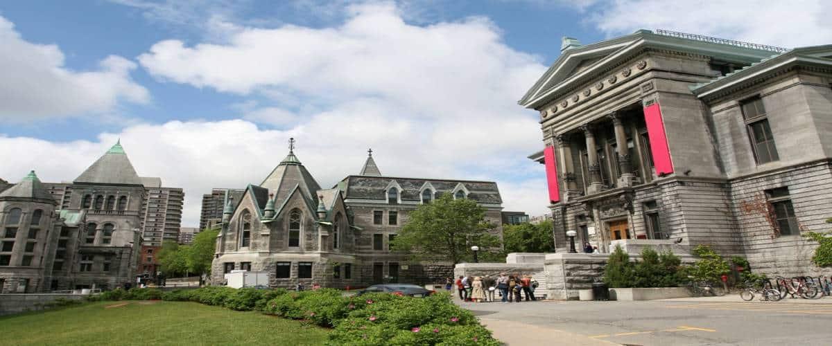 بهترین دانشگاه های کانادا برای بورسیه