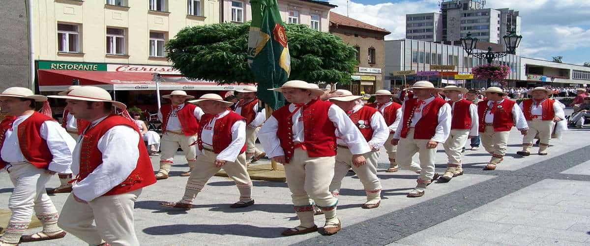 فرهنگ مردم کشور چک
