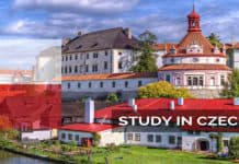 ویزای تحصیلی چک