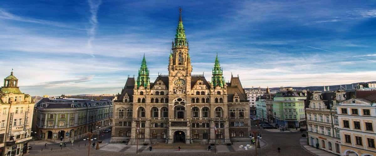 شهرهای برتر کشور چک
