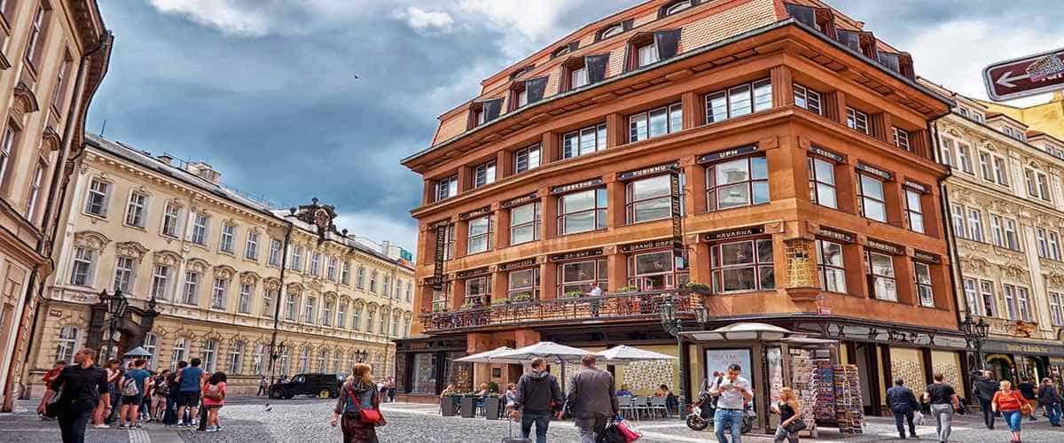 امنیت و موقعیت های کاری و تحصیلی کشور چک
