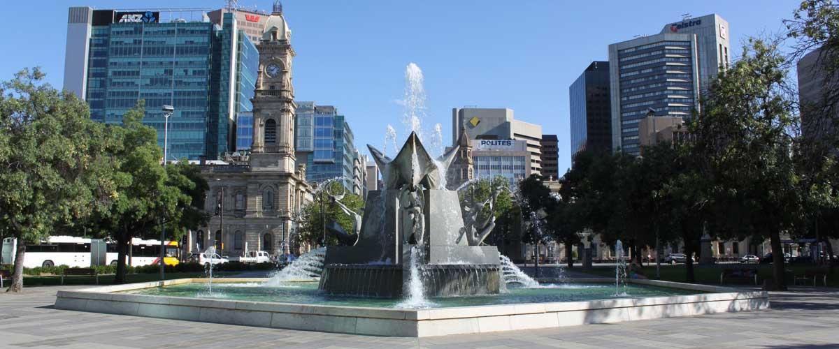 شهرهای استرالیا