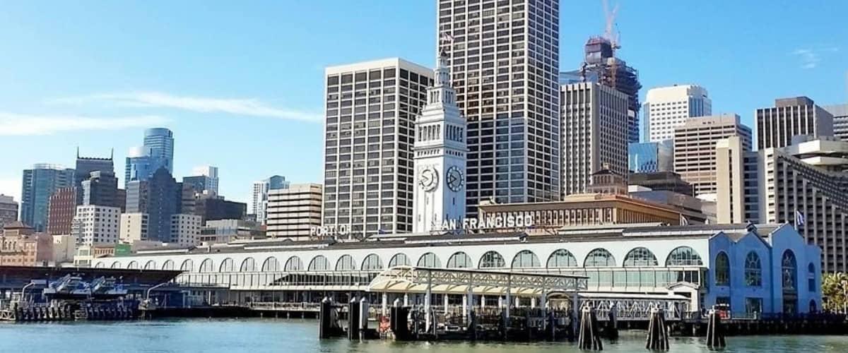 سفر به توریستی ترین کشورهای جهان-سان فرانسیسکو