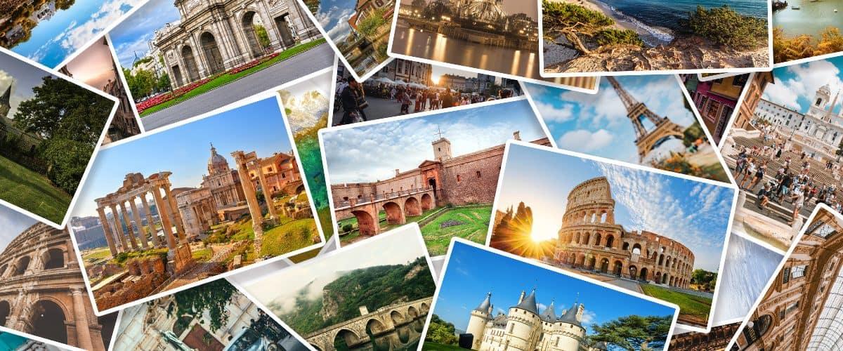 سفر به توریستی ترین کشورهای جهان