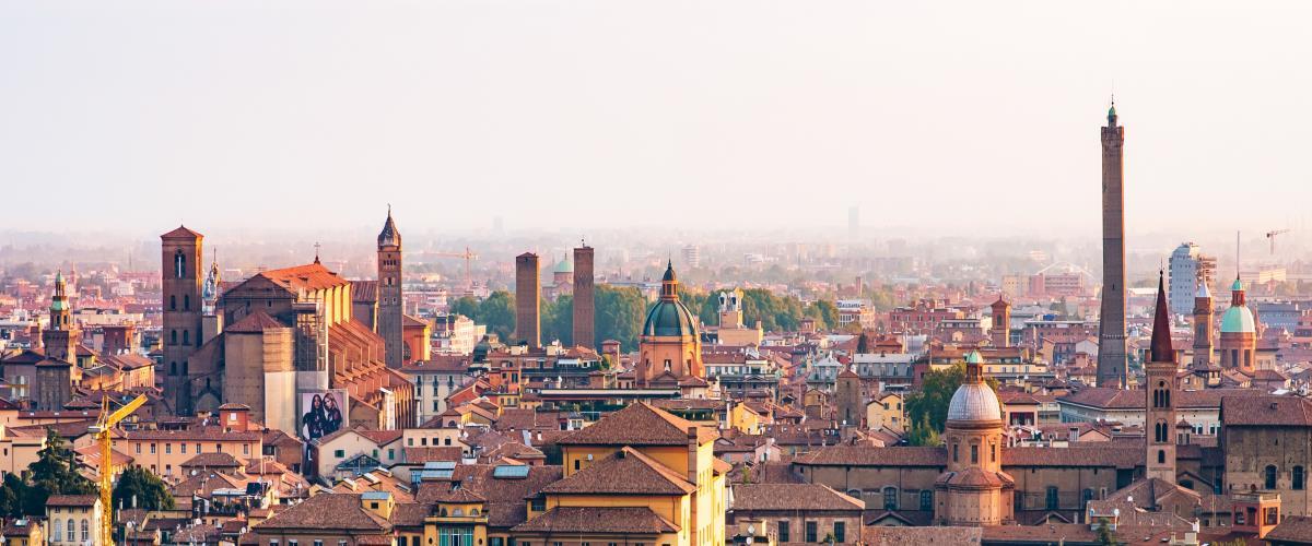 شهرهای ایتالیا-بولونیا، گران ترین شهر ایتالیا