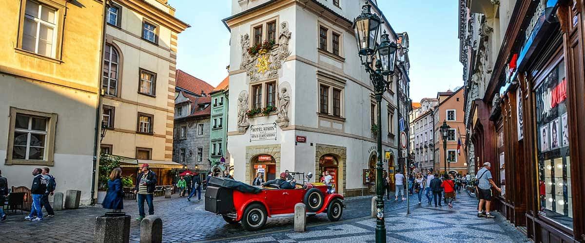 بورسیه تحصیلی جمهوری چک