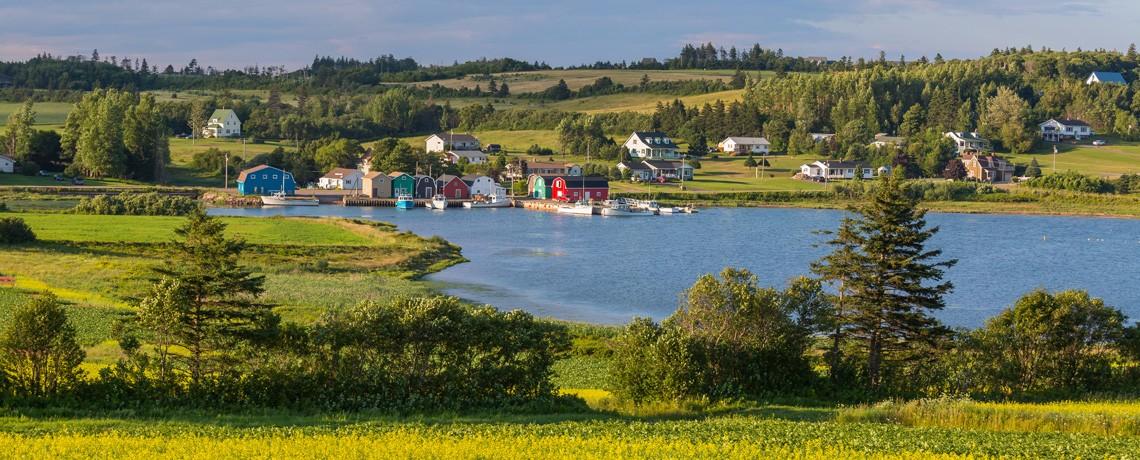 مهاجرت به کانادا از طریق کارآفرینی-اخذ اقامت از طریق سیستم کارآفرینی پرنس ادوارد