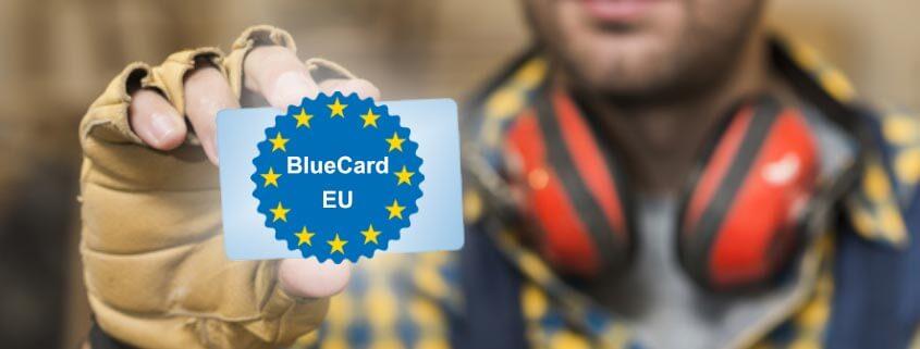 واجدین شرایط مهاجرت به اروپا برای دریافت کارت آبی
