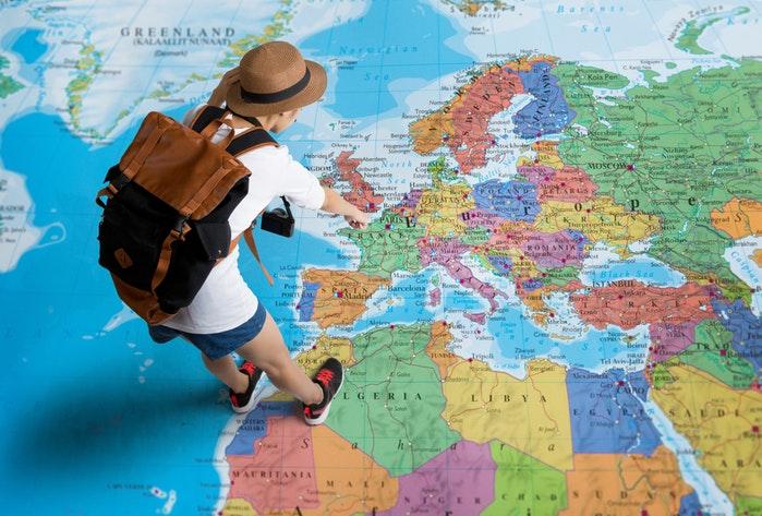 سرمایه گذاری در یک کشور اروپایی