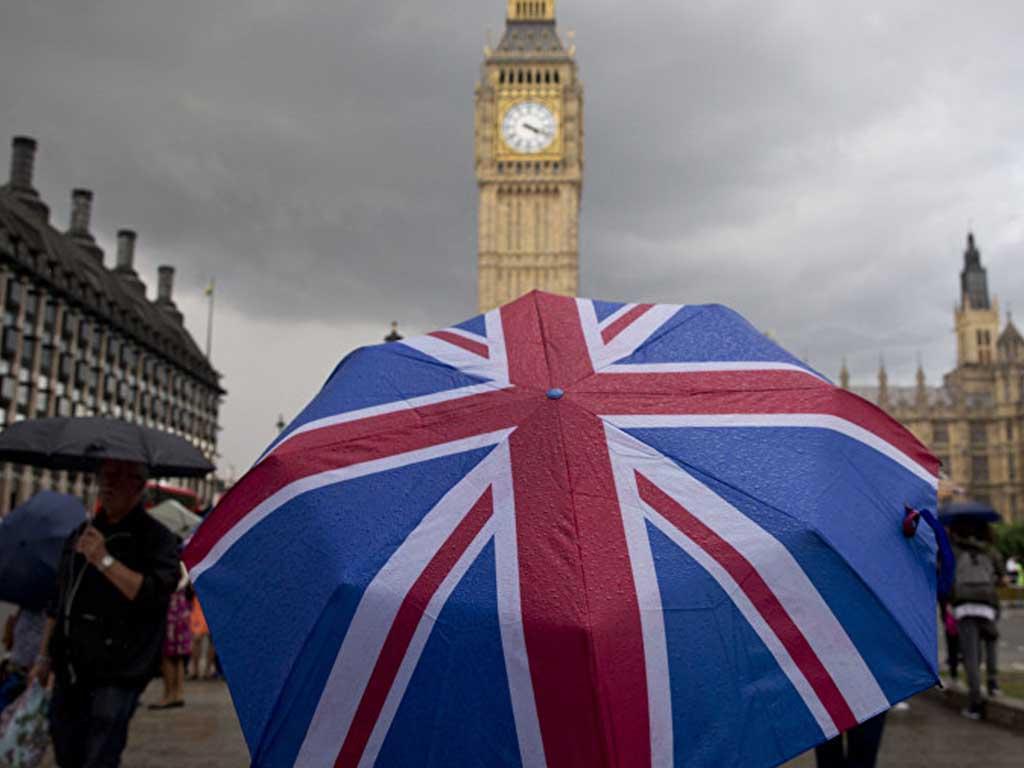 مزایای پناهندگی در انگلستان
